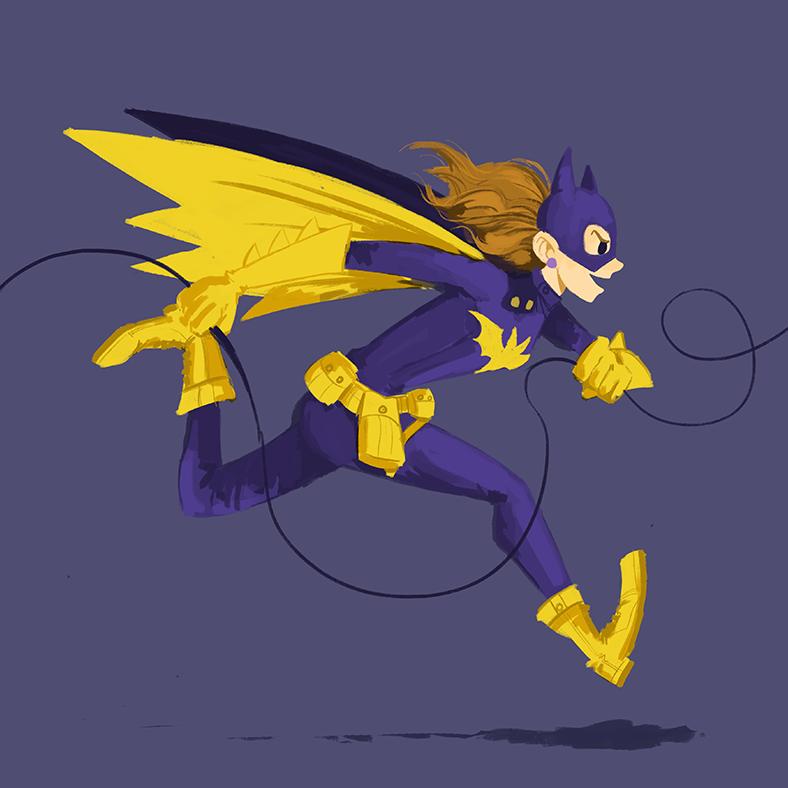9-Batgirl